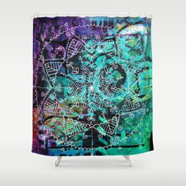 Effort as Offering Part 3 Shower Curtain