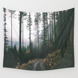 Drive IX Wall Tapestry