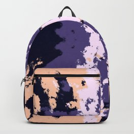 Okimoto - Abstract Rorschach Butterfly Backpack