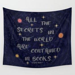 Secrets Wall Tapestry