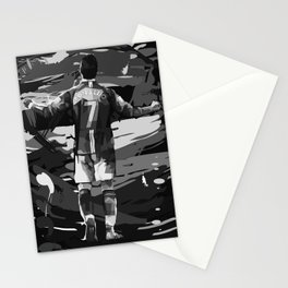 Football Player Legend Stationery Cards