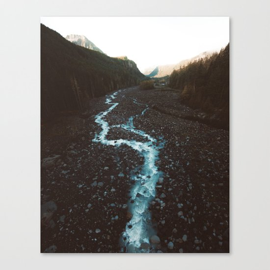 Landscape II #photography #society6 Canvas Print