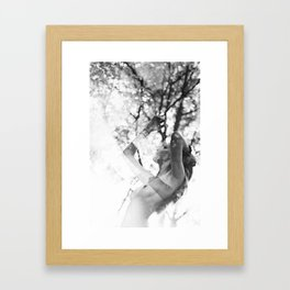 The Best of You Framed Art Print