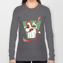 Durranged Skully Long Sleeve T-shirt