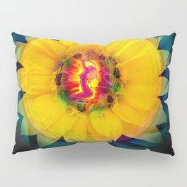 Sunflower Love Pillow Sham