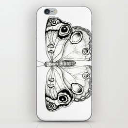 Buckeye Butterfly iPhone Skin