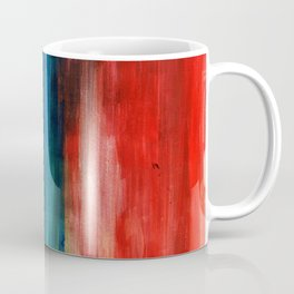 Spring Yeah! - Abstract paint 1 Coffee Mug