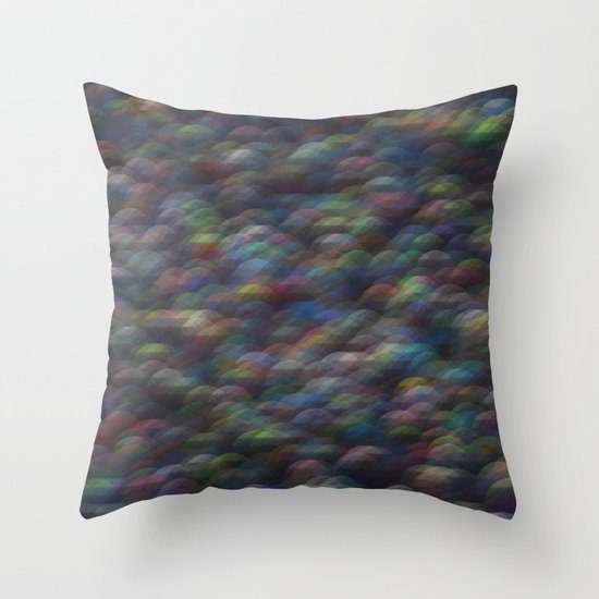 Cosmos Pixel Throw Pillow