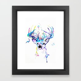 In My Mind Framed Art Print