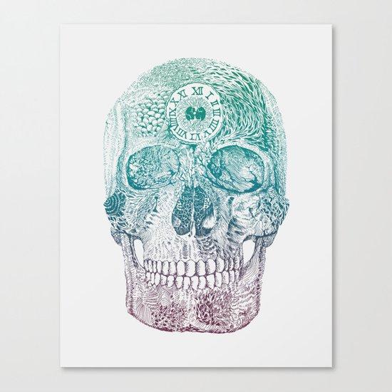 Certain Canvas Print