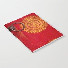 Temple Door Notebook