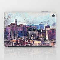 rome iPad Cases featuring Rome by jbjart
