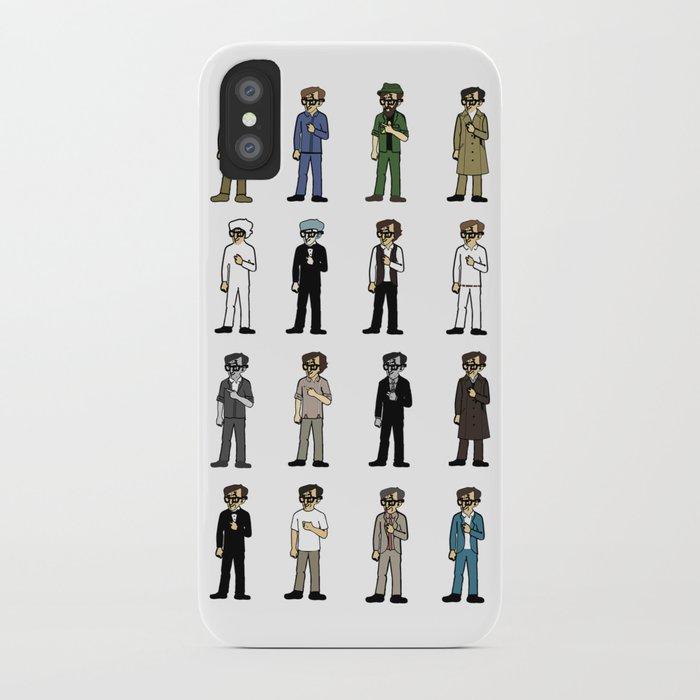 Woody Allen's iPhone Case