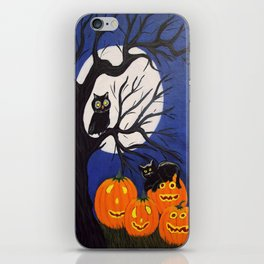 Halloween-3 iPhone Skin