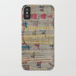Its a good drying day  iPhone Case