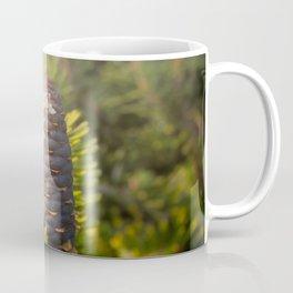 Coniferous tree branch Coffee Mug