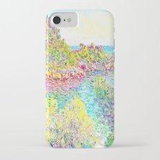 MONET : Landscape Near Monetcarlo iPhone 7 Slim Case