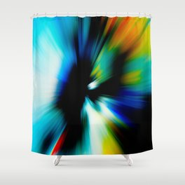 RAGE Shower Curtain