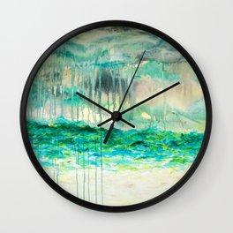 Paz Wall Clock
