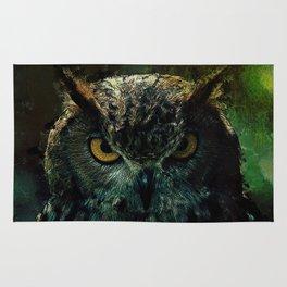Owl - Owlish Tendencies Rug