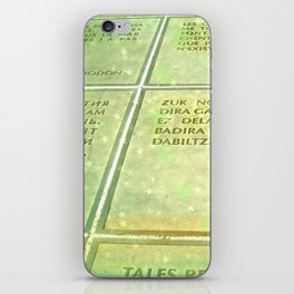 Joan Bodon iPhone Skin