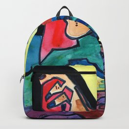 Our Hands Backpack