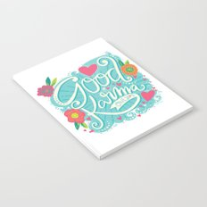 Good Karma Only Notebook