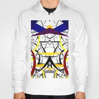 architecture Hoodies featuring geometric architecture by donphil