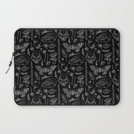 Witchcraft II [B&W] Laptop Sleeve