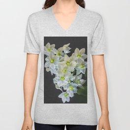 Amazon lily Unisex V-Neck