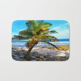 Mexican Palm Bath Mat