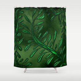 Of Earth Shower Curtain