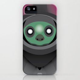 Man of the Future iPhone Case