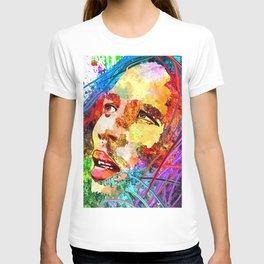 B. Marley Grunge T-shirt