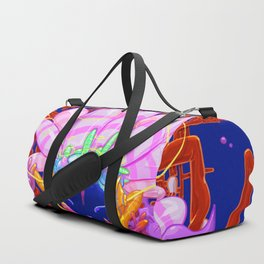 Superhuman Duffle Bag
