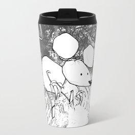 minima - deco mouse Travel Mug
