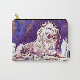 20170101 Stephen HSBC Lion Carry-All Pouch