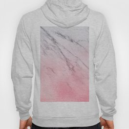 Cotton candy marble Hoody
