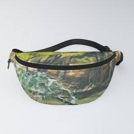 River In Summer Fanny Pack