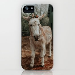 Baby in Bloom II iPhone Case