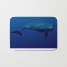 Smiling Dolphin Bath Mat