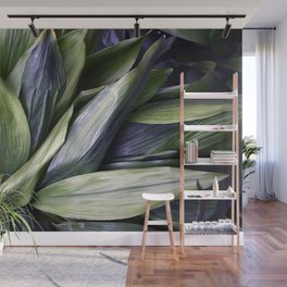 Green Jungle Wall Mural