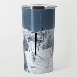 Mammoth Mountain: Chair 12 Travel Mug