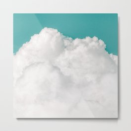Dreaming Of Mountains Metal Print