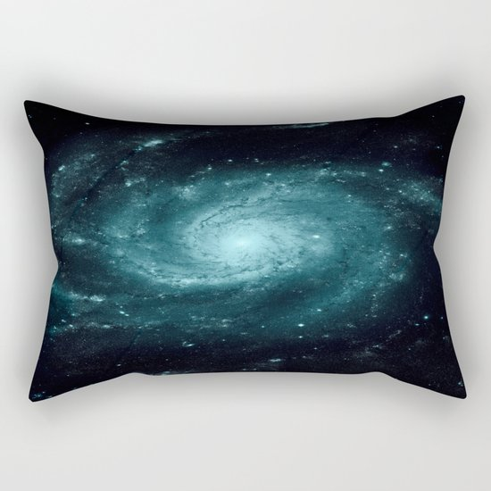 Spiral gALAxy Teal by vintageby2sweet