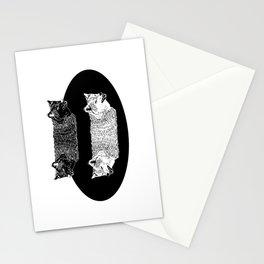 Lobas (Wolfs) Stationery Cards