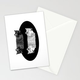 Lobas (Wolfs) Stationery Cards