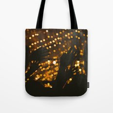 Hands in the Air Tote Bag
