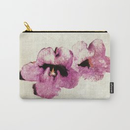 Jacaranda Carry-All Pouch