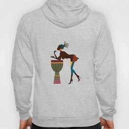 Afrocentric Chic II Hoody